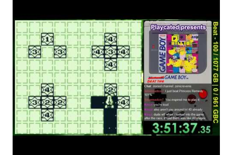 Beat the Game Boy -- Game #103: Q Billion (2/10) - YouTube