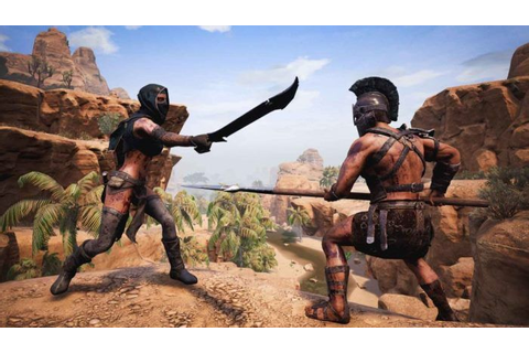 Conan Exiles Update Coming To PS4, Includes New Dungeon ...