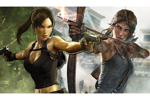 Shadow of the Tomb Raider Won't Show Lara Becoming Her Old ...