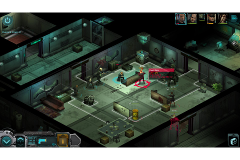 Game Review: Shadowrun Dragonfall - The Rocky Mountain ...