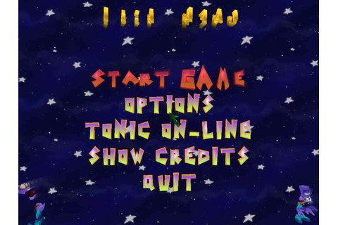 Download Tonic Trouble (Windows) - My Abandonware
