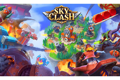 Sky Clash: Lords of Clans 3D On Your Windows PC / Mac ...