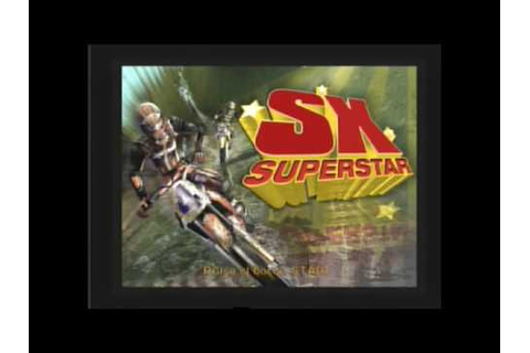 SX Superstar, PS2, gameplay, PlayStation 2, Acclaim ...