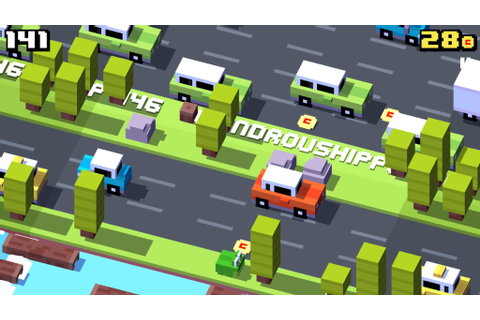 Games for Kids of all Ages: Crossy Roads | SimonStapleton.com