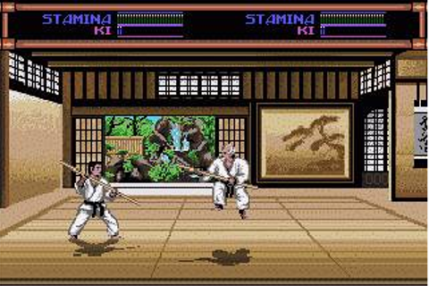 Budokan: The Martial Spirit Download (1989 Amiga Game)