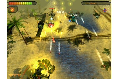 Aerial Fire: Free Helicopter Game For PC