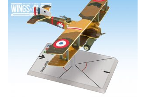 WW1 Wings of Glory section updated with upcoming Airplane ...