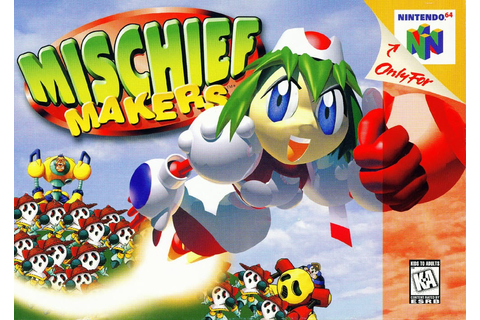 Mischief Makers a.k.a Shake Shake Simulator 1997 Review ...
