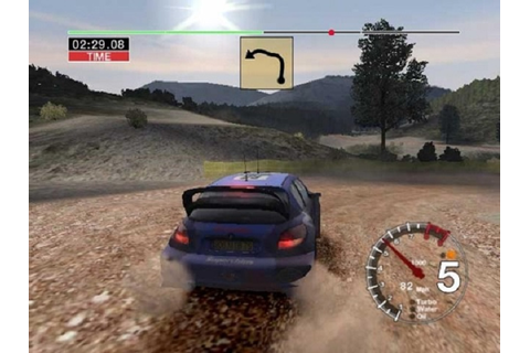 Colin McRae Rally 3 Sony Playstation 2 Game