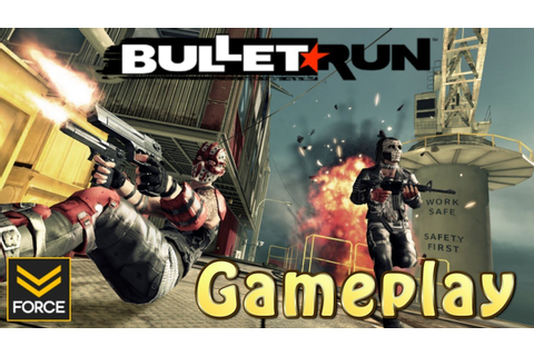 Bullet Run (Gameplay) - YouTube