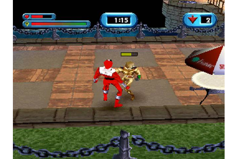 Power Rangers Time Force PS1 ISO Download Full Version ...