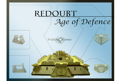 Redoubt: Age of Defence - Artificer Games by Artificer ...