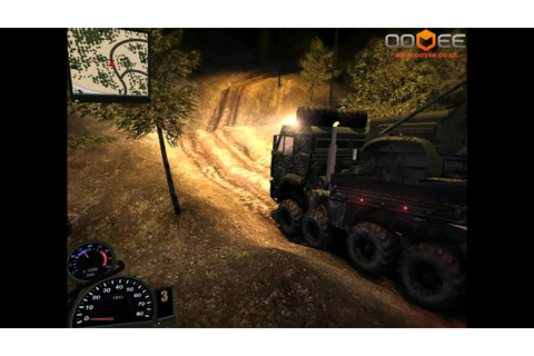 Spin Tires Offroad Game Demo - YouTube