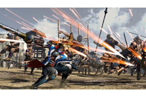 Samurai Warriors 4 (PS4 / PlayStation 4) Game Profile ...