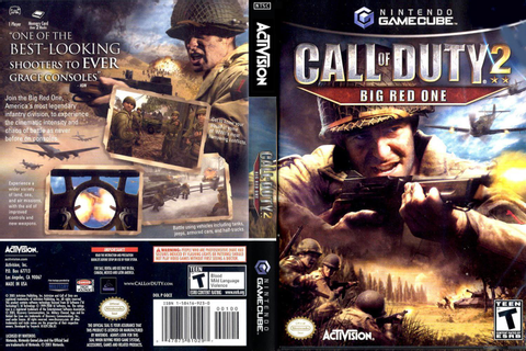 Call of Duty 2: Big Red One - JungleKey.com Image