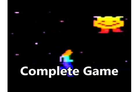 Journey Escape Atari 2600 Complete Game Gameplay - The No ...