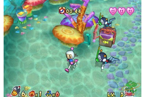 Bomberman Generation - Game - Nintendo World Report