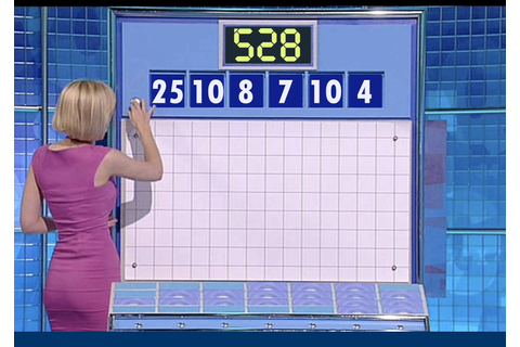 To infinity... and beyond: Numbers Game! Countdown Math ...