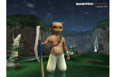 Quark (by Quantic Dream) [Dreamcast - Cancelled] - Unseen64