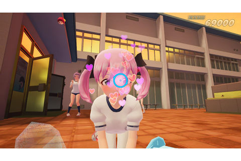 Gal Gun 2 Review (PS4) (Switch) - Rice Digital