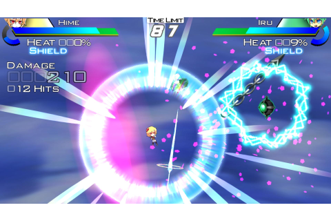 Acceleration of SUGURI X-Edition HD on Steam
