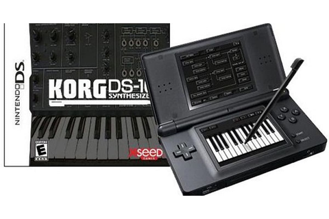 KORG DS-10 synthesizer up for pre-order in America | Engadget