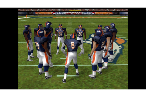 Madden 09 Nintendo DS (DeSmuME) gameplay HD (EA, 2008 ...