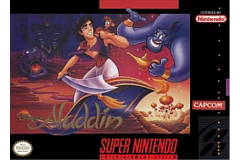 Disney's Aladdin (Capcom video game) - Wikipedia