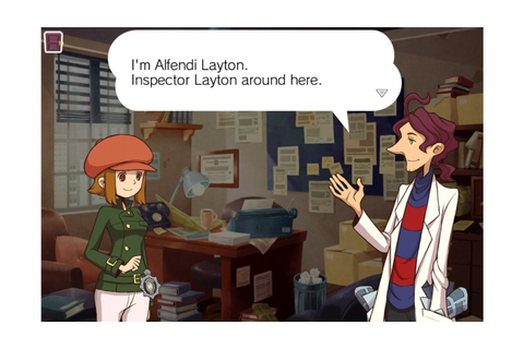 Layton Brothers: Mystery Room - Screenshots - GamePro