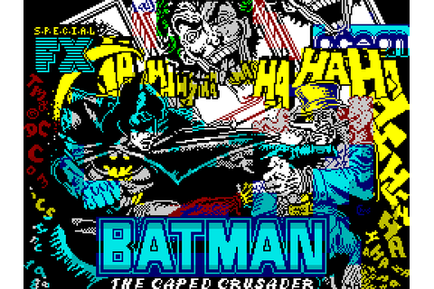 Batman: The Caped Crusader (1988) by Special FX ZX ...
