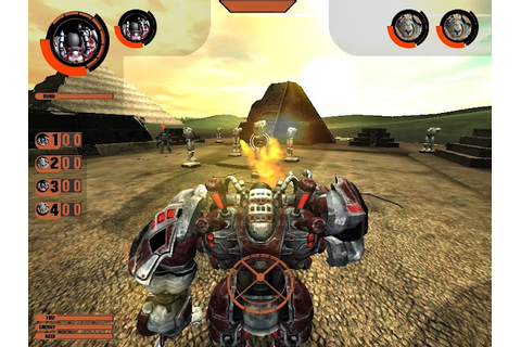 Game Robot Battle Rage Wars PC Full Version