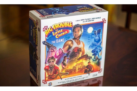 Big Trouble In Little China: The Game Looks Fan-Freaking ...