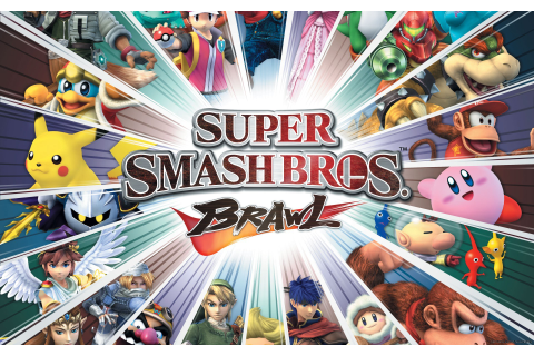 Super Smash Bros. Brawl HD Wallpaper | Background Image ...