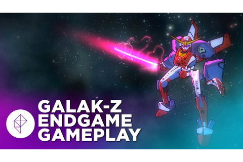 Galak-Z: The Dimensional - Endgame Hands-On Gameplay - YouTube