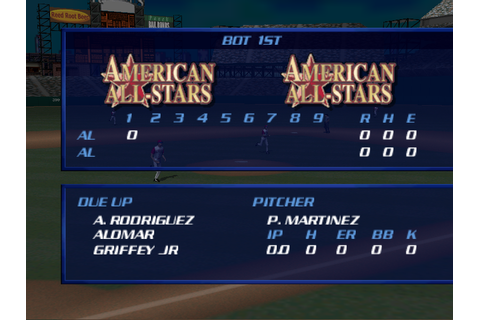 Ken Griffey, Jr.'s Slugfest Screenshots | GameFabrique