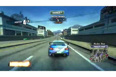 Burnout Paradise PC Gameplay *HD* 1080P - YouTube