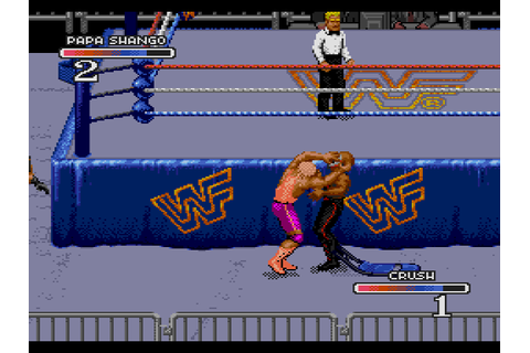 WWF Royal Rumble (World) ROM