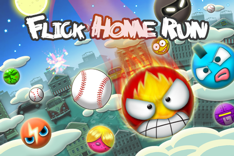 Download Flick Home Run! baseball game for PC