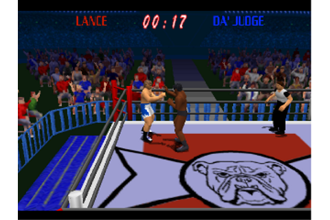 Play Power Move Pro Wrestling Sony PlayStation online ...