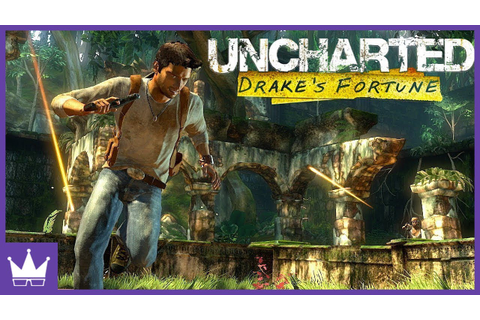 Twitch Livestream | Uncharted: Drake's Fortune Full ...