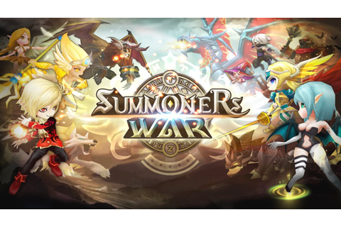 Summoners War: Sky Arena - iOS / Android - HD Gameplay ...