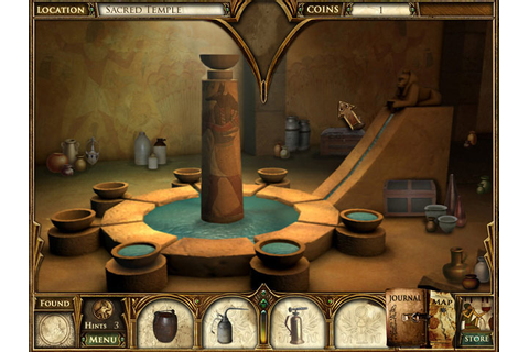 Curse of the Pharaoh: The Quest for Nefertiti > iPad ...