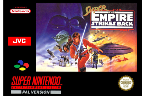 SNES Super Star Wars The Empire Strikes Back Replacement