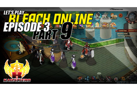 Bleach Online Gameplay 2015 [E3P9] Soul Battle, Gikongan ...