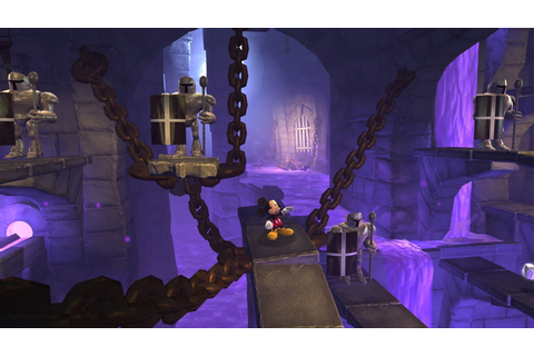 Castle of Illusion remake now on iOS - Polygon