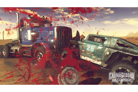 Carmageddon: Max Damage is coming to Xbox One and PS4 this ...