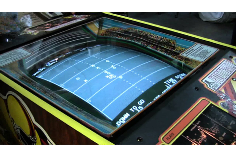 "#239 Atari FOOTBALL ""X's and O's"" Arcade Video Game ..."