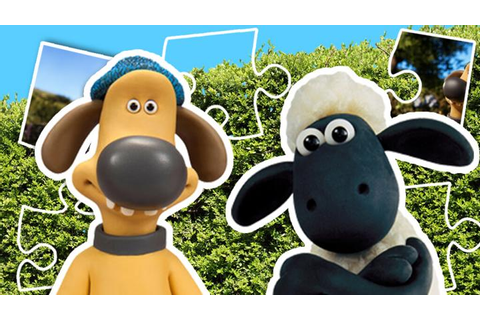 Jigsaw: Shaun the Sheep - CBBC - BBC