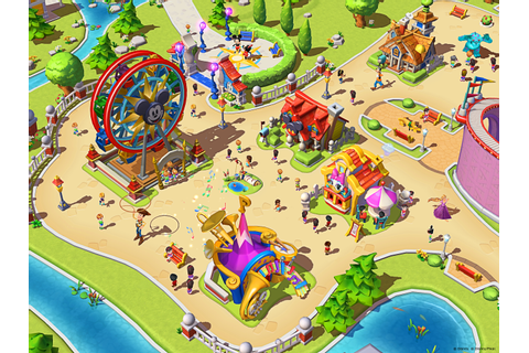 Disney Magic Kingdoms will make its way to Android March ...