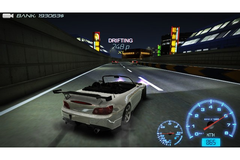 Drift Streets Japan Free Download PC Game